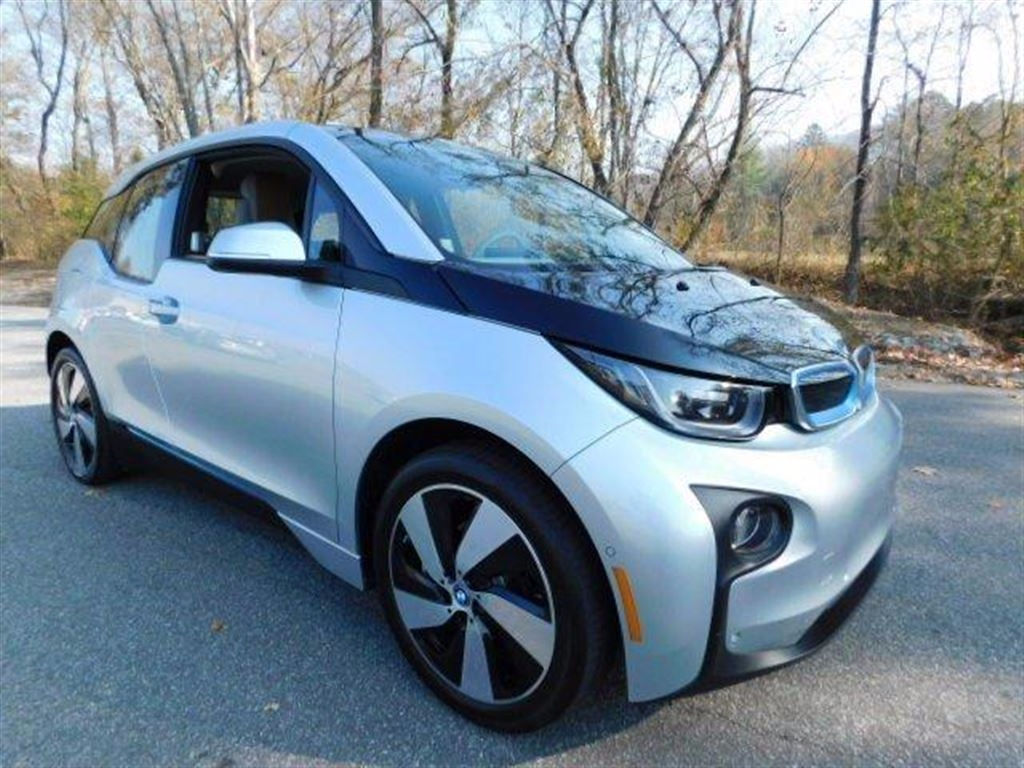 voiture lectrique occasion bmw i3 22 kwh bmw i3 occasion. Black Bedroom Furniture Sets. Home Design Ideas