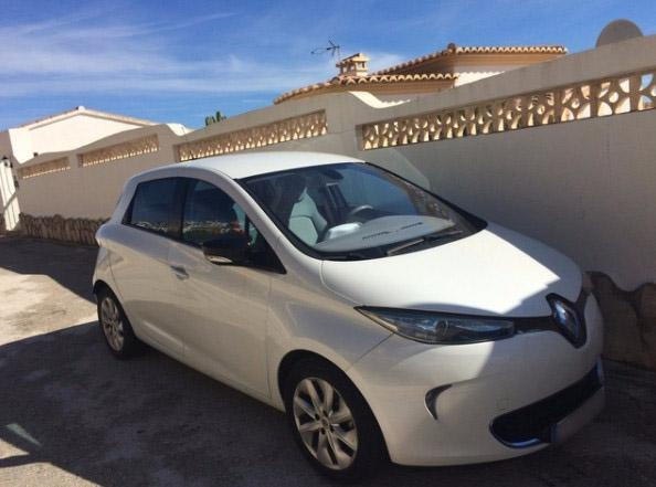 voiture lectrique occasion renault zoe 22 kwh renault zoe occasion. Black Bedroom Furniture Sets. Home Design Ideas